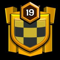 Magyarok Nyilai badge