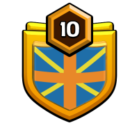 UK 45 badge