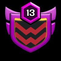 RUSSIAN WARGODS badge