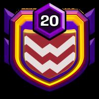 PALEMBANG STAR badge