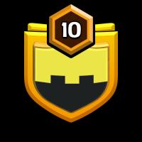 GO REQUES WAR badge