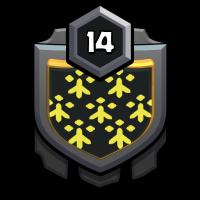 a magyarok badge