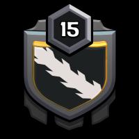 ЖАРА badge