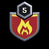 JAGUWARRIORS badge