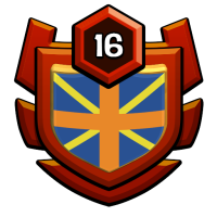 #UKCLASHERS badge