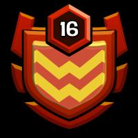 Degenerate CoCs badge