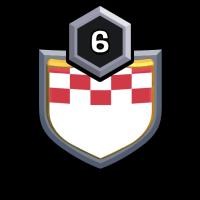 Darts2 badge