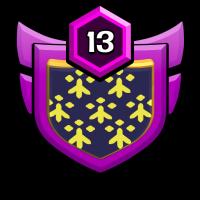 TT flingueurs Z badge