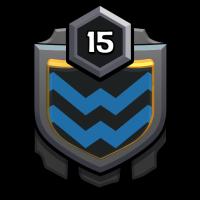 ㄚ堡小鎮 badge