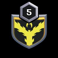 DENDAM SAMAK® badge