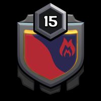 No Way !!!! badge