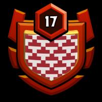 Волосатый Топор badge