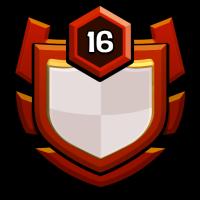 HUNGARY badge