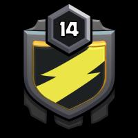 magyar vándor badge