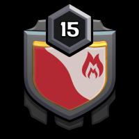 Miskolc/Borsod badge
