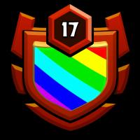 Cornwall's war badge