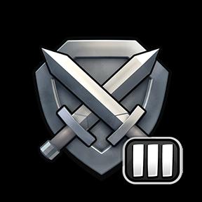 Silver League III Icon