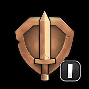 Bronze League I Icon