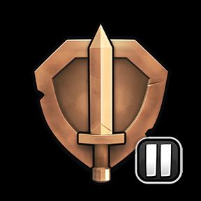 Bronze League II Icon