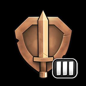 Bronze League III Icon